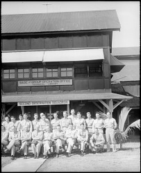 Military, USA, Army Air Corps, Units, 2nd Observation Squadron; 3rd Pursuit Squadron; 28th Bombardment Squadron. [photograph]