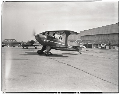 Pitts S-1 Special