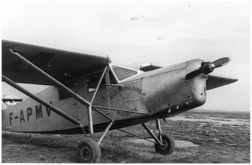 French Aviation Photography Collection