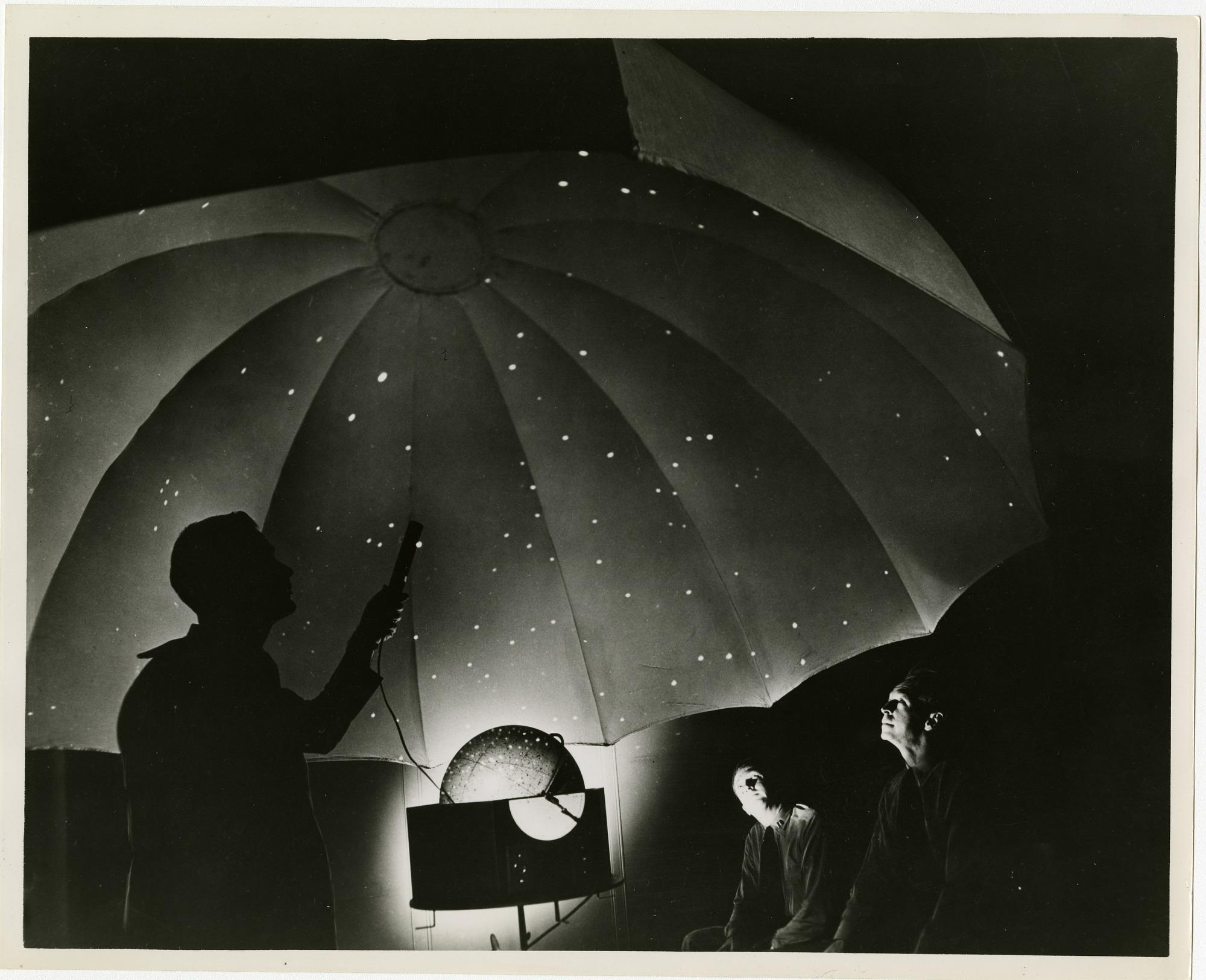 Science Service Astronomy and Astronautics Files