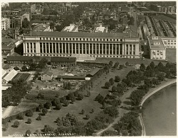 Photography, Imagery, Earth, Aerial, USA, District of Columbia (DC), Washington. [photograph]