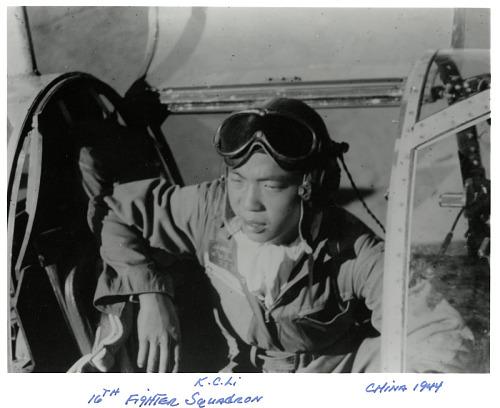16th Fighter Squadron Photograph Collection Li