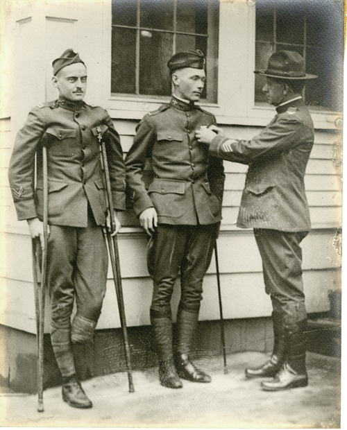 Theodore E. Boyd World War I Collection
