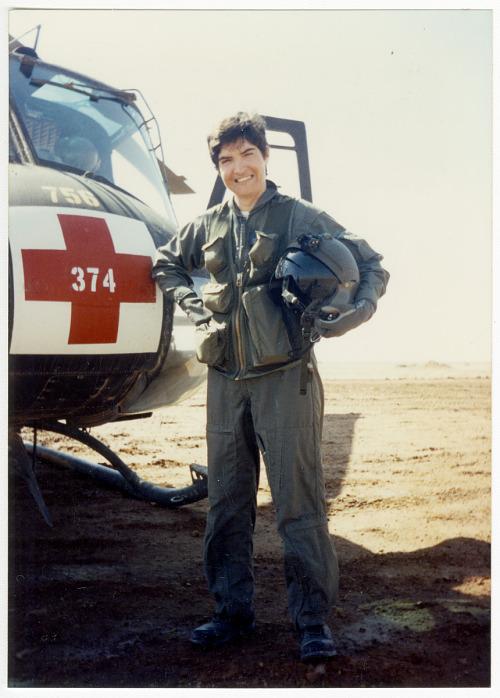 Captain Ann H. Patrie Operation Desert Storm Collection