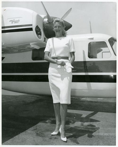 "Geraldyn ""Jerrie"" M. Cobb Collection Gawey"