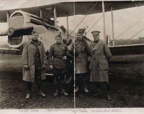 Captain Walter J. Seaborn World War I Collection