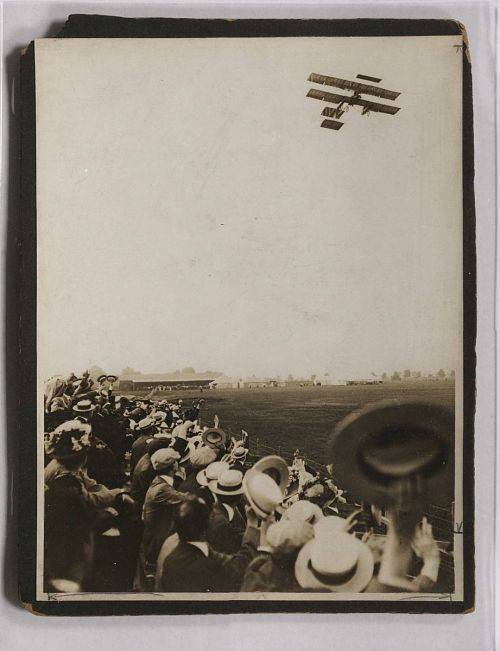 Roger B. Whitman Early Aviation Photograph Collection