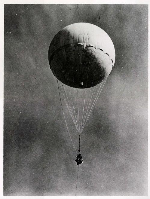 Japanese World War II Balloon Bombs Collection