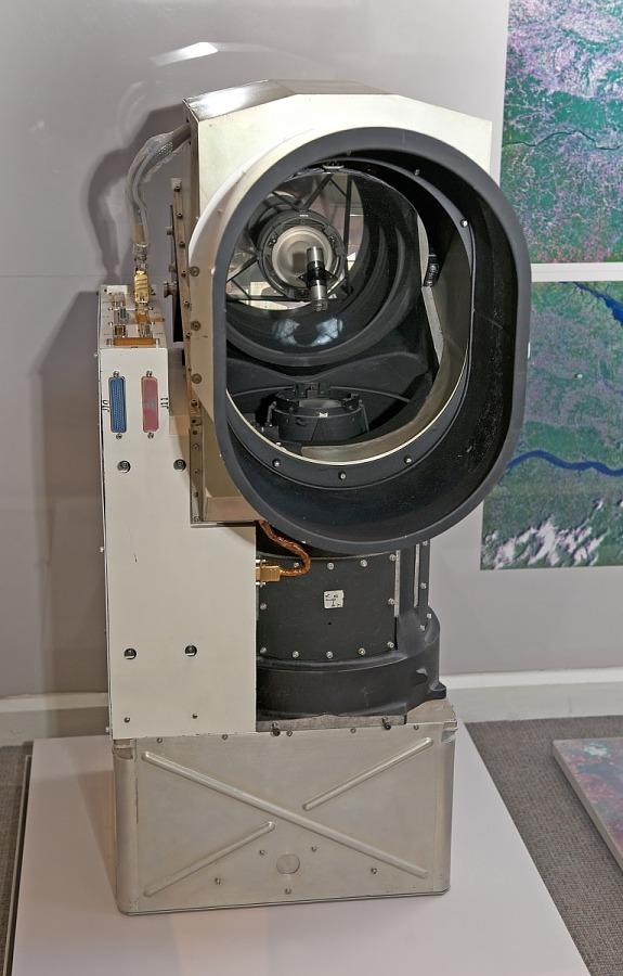Sensor, Multi Spectral Scanner, Landsat 4