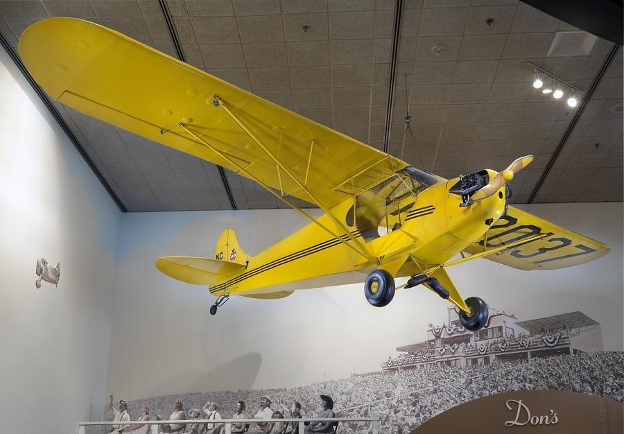 Piper J-2 Cub