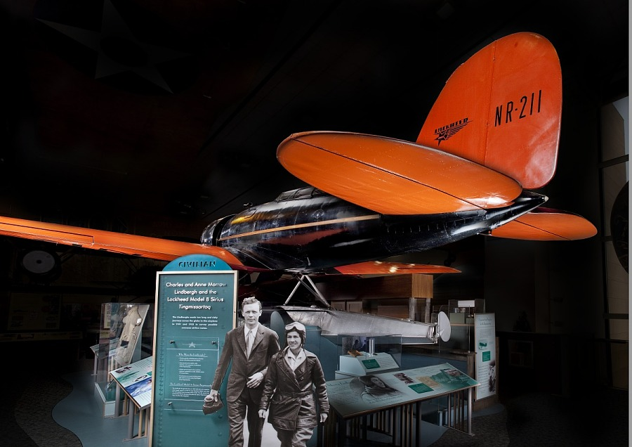 Lockheed Sirius 'Tingmissartoq'