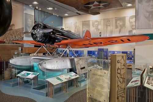 "Lockheed Sirius ""Tingmissartoq"", Charles A. Lindbergh"