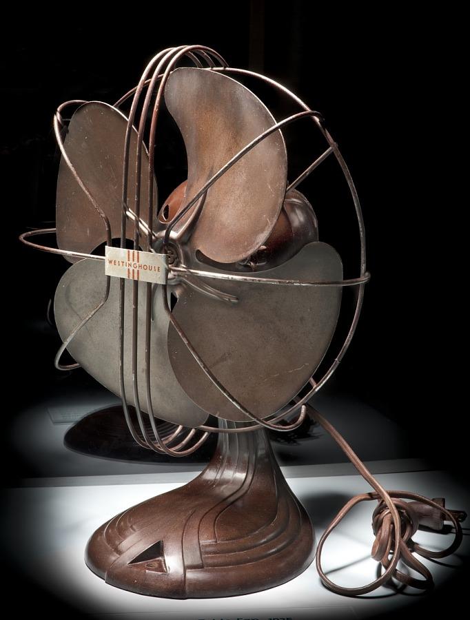 Westinghouse Desk Fan