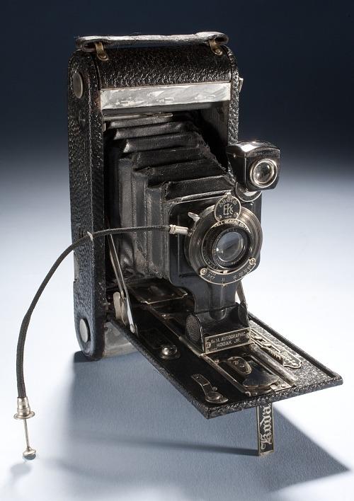 Camera, Kodak, 1A Autographic Junior, Lt. Lowell Smith