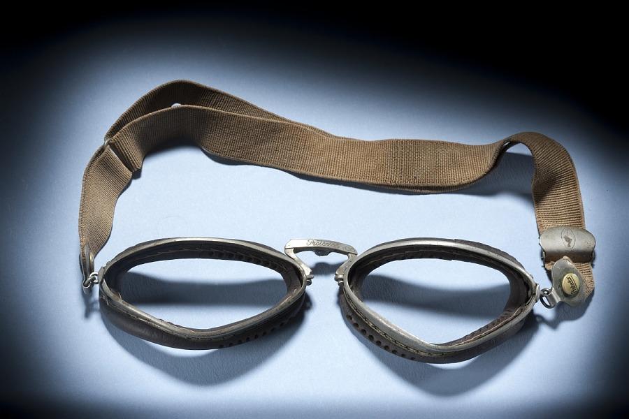 Goggles, Flying, Amelia Earhart