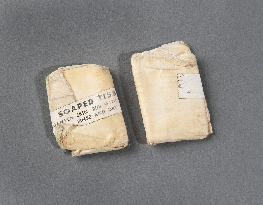 Vest, Survival, Soaped Tissue, United States Air Force