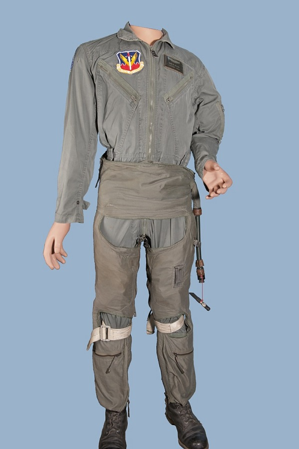 Suit, Flying, Type K-2B, United States Air Force