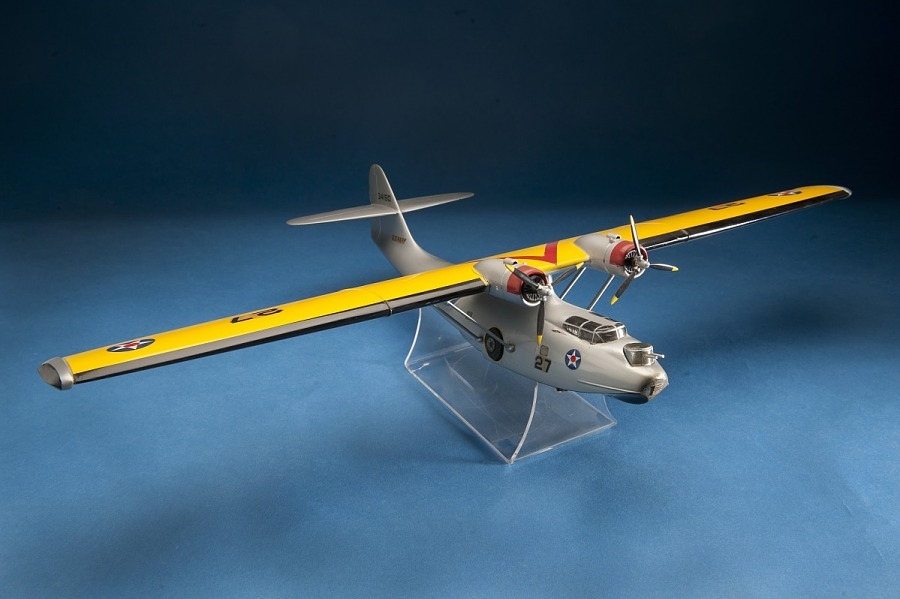 Model, Static, Consolidated PBY-5 Catalina