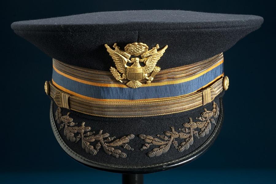 Cap, Dress, United States Army Air Corps, Gen. Ira Eaker