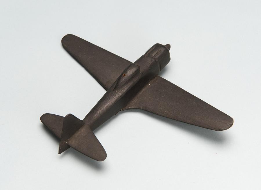 Model, Recognition, Mitsubishi A6M Rei-sen (Zero), 'Zeke'