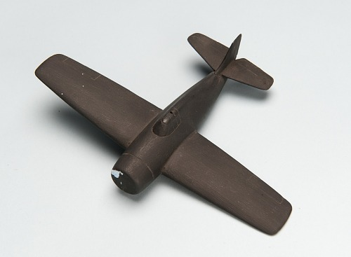 Model, Recognition, Grumman F4F-4