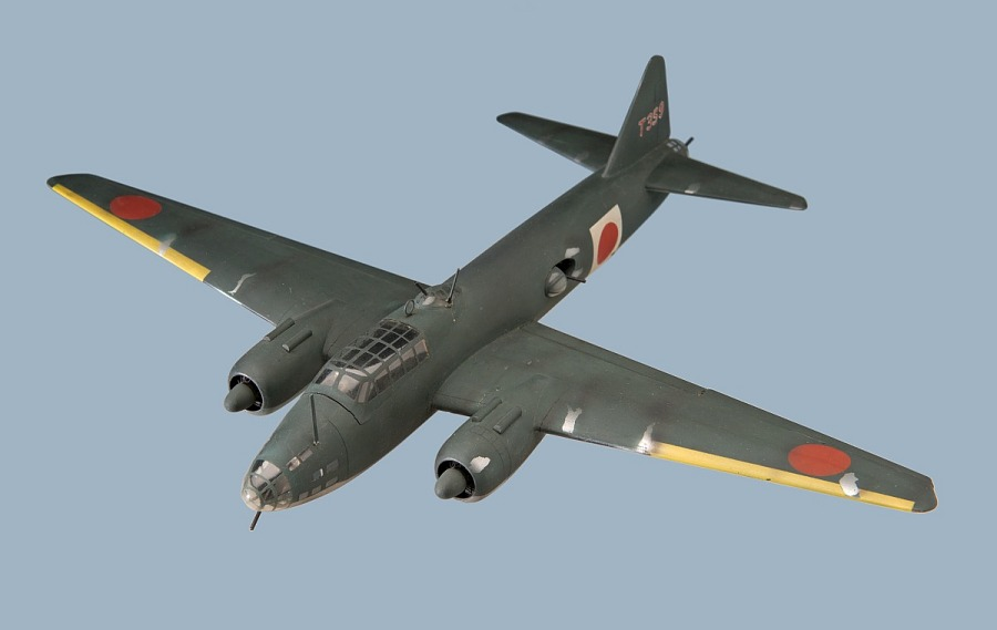 Model, Recognition, Mitsubishi G4M1 'BETTY 22'
