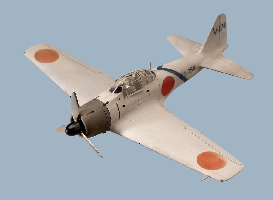 Model, Recognition, Mitsubishi A6M3 ZERO