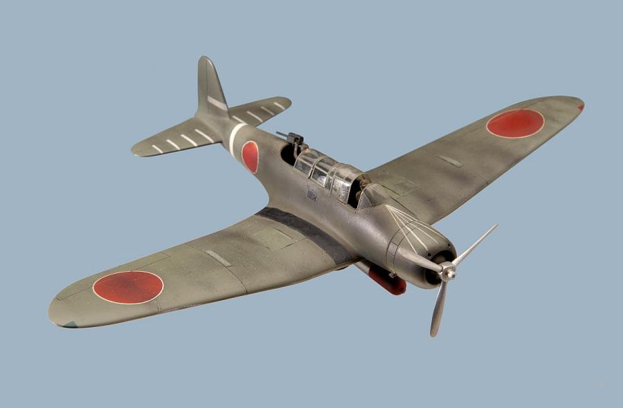 Model, Recognition, Nakajima B5N 'KATE'
