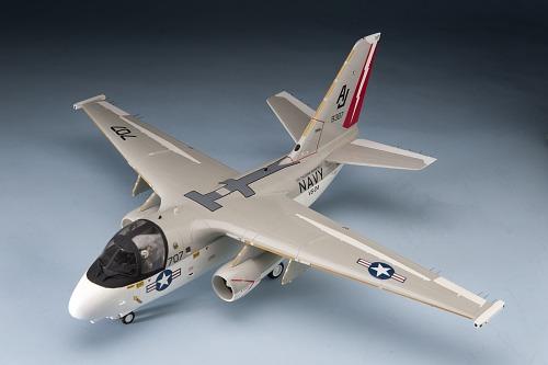 Model, Static, Lockheed S-3A Viking