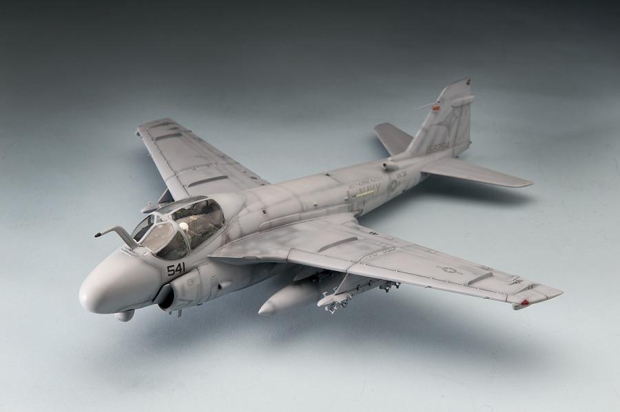 Model, Static, A-6E Intruder