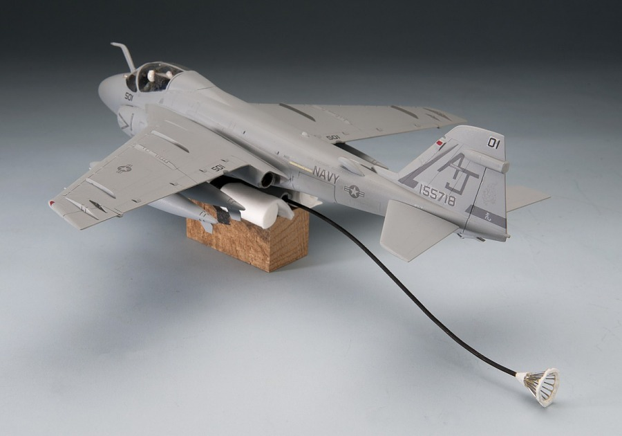 Model, Static, Grumman A-6E Intruder