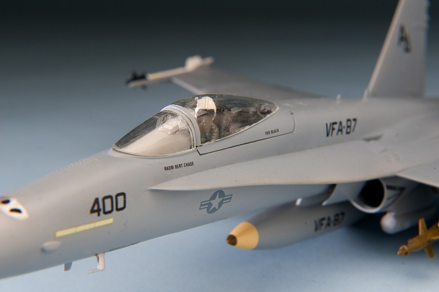 Model, Static, McDonnell Douglas F/A 18A Hornet