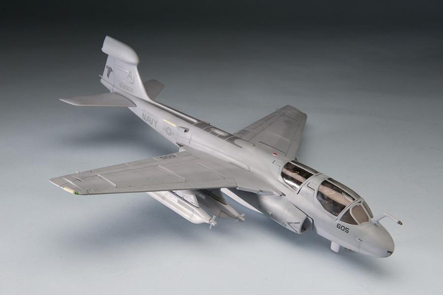 Model, Static, Grumman EA-6B Prowler