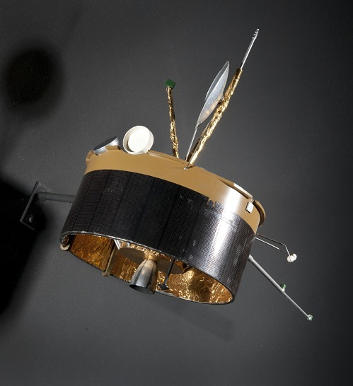 Model, Planetary Probe, Pioneer Venus Orbiter