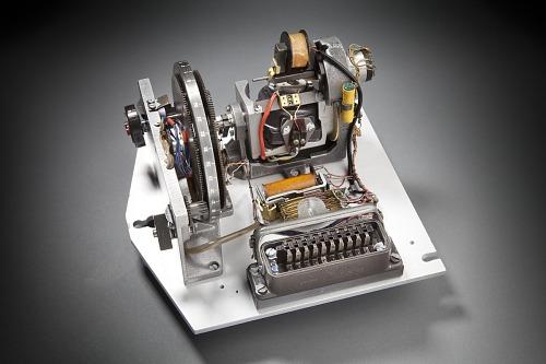 Accelerometer, Gyroscopic, V-2