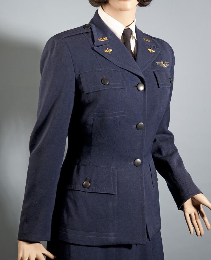 Tunic, Dress, Woman's Airforce Service Pilot (WASP)