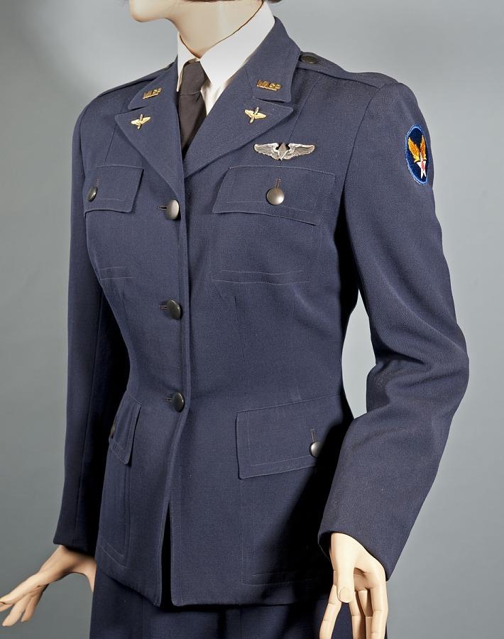 Tunic, Dress, Women Airforce Service Pilots (WASP), Haydu