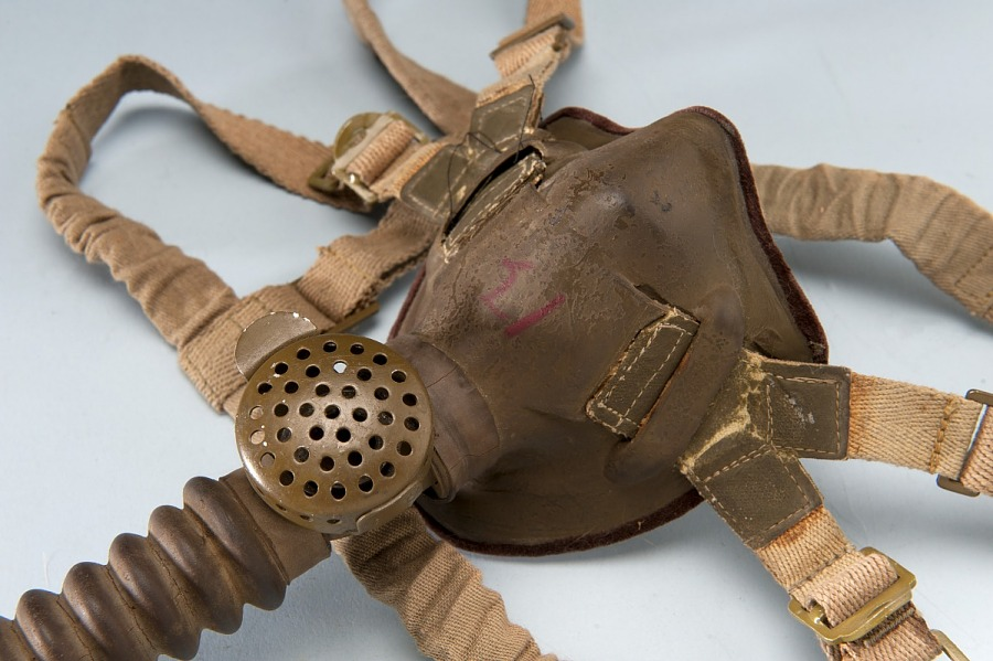 Mask, Oxygen, Japanese Army Air Forces