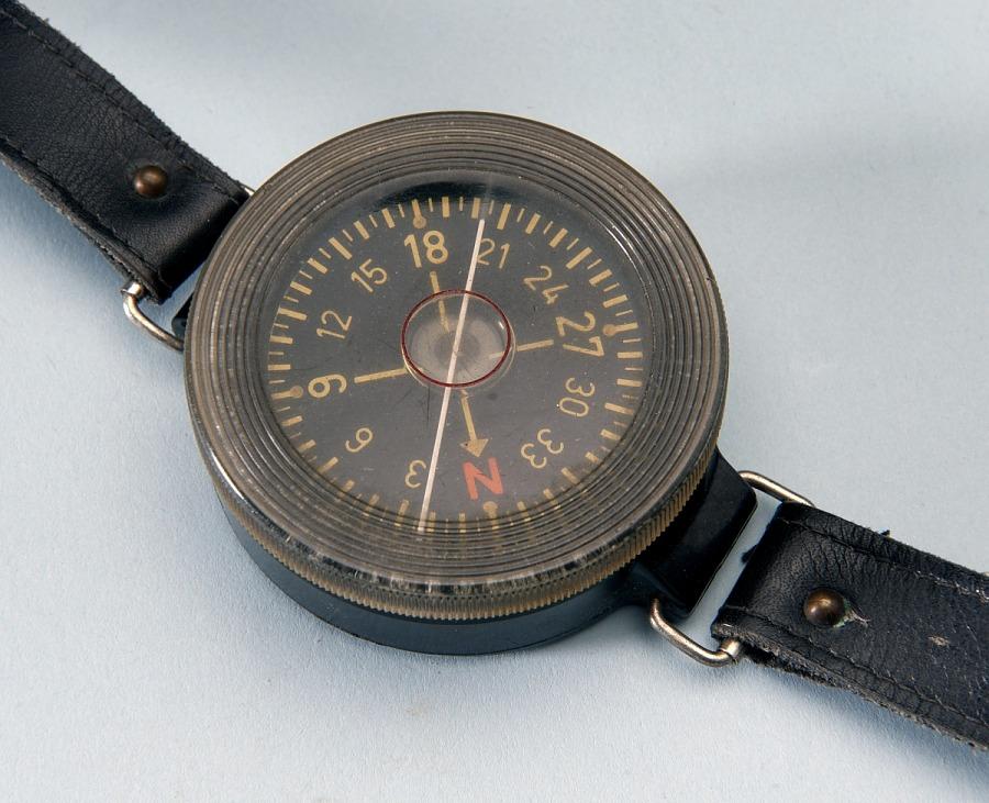 Compass, Wrist, Type Ak 39, Luftwaffe