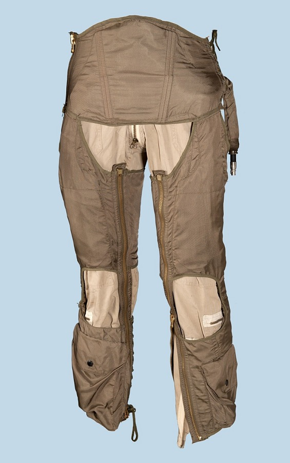Garment, Anti-G, Type G3A, United States Army Air Forces