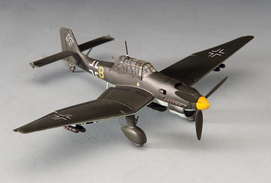 Model, Static, Junkers Ju 87B