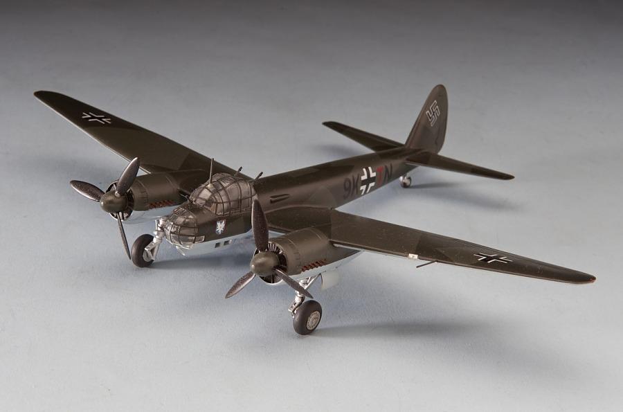 Model, Static, Junkers Ju 88A