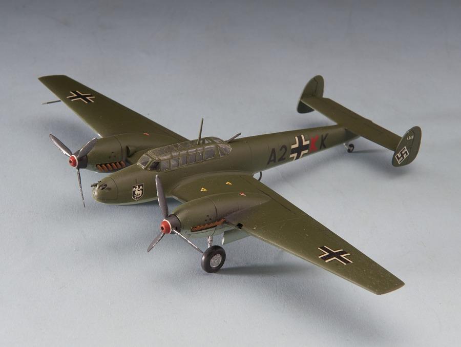 Model, Static, Messerschmitt Bf 110C