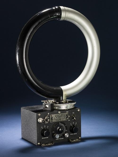 Radio Compass, Navy, DU-1, Bendix