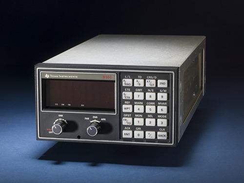 Long Range Navigation (LORAN) Unit, LORAN-C, TI-9100