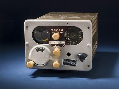 Narco VHT-2 Superhomer VOR Receiver/Indicator