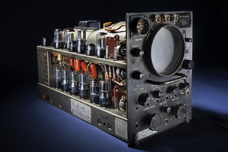 Oscilliscope, LORAN, ID-6B/APN-4