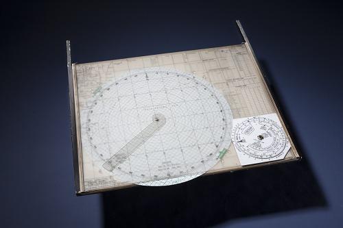 Plotting Board, Navy, Mark 3A