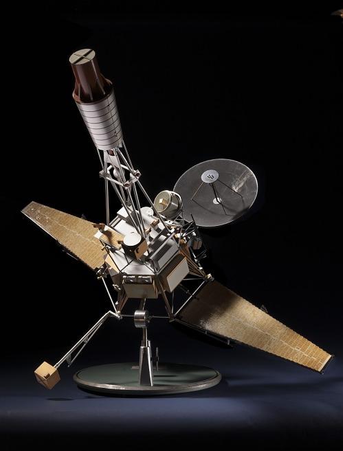 Model, Lunar Probe, Ranger