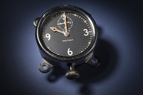 Clock, Spirit of St. Louis, Lindbergh, 1927 Paris Flight